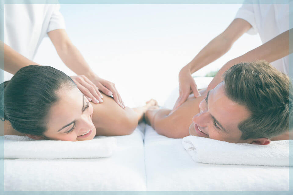 Couples Massage Special in Washington DC