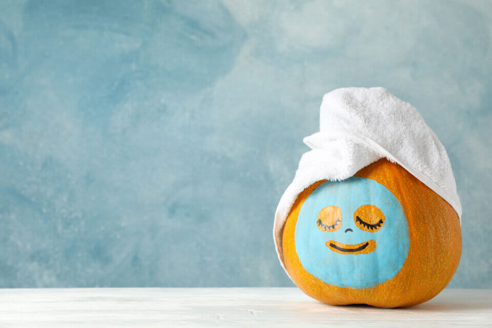 Best Facials in Washington DC Pumpkin Special Facial